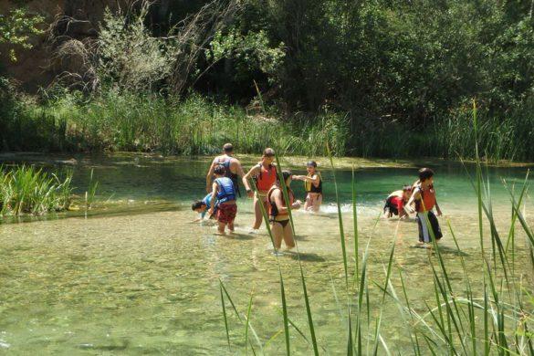 4 baños fluviales escondidos en Guadalajara