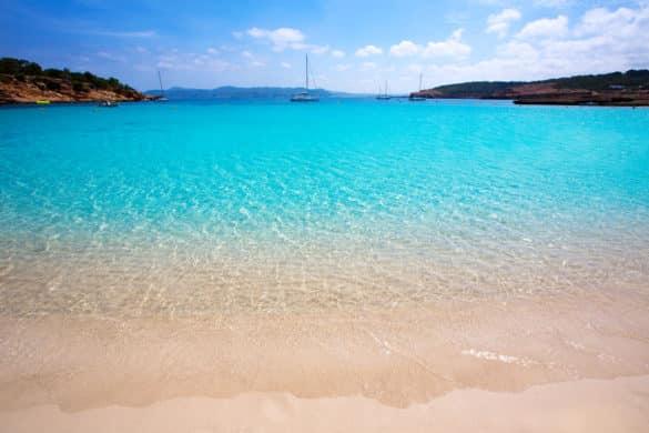 10 playas de Ibiza que quitan el sentío