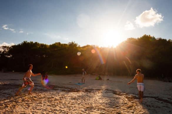 Cala Mondragó, una playa paradisíaca (más) en Mallorca