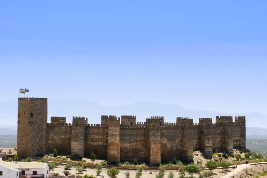 Castillo de Burgalimar