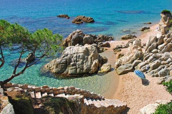 15 playas paradisíacas en Cataluña