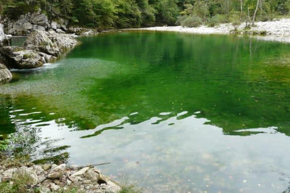 La piscina natural de Asturias ideal para ir con niños