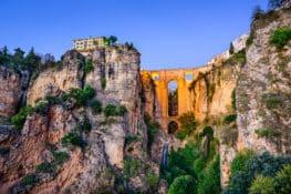 El día que los demonios poseyeron la provincia Málaga