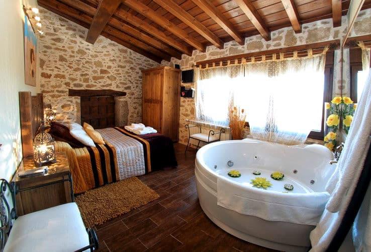 51 Casas Rurales Con Jacuzzi