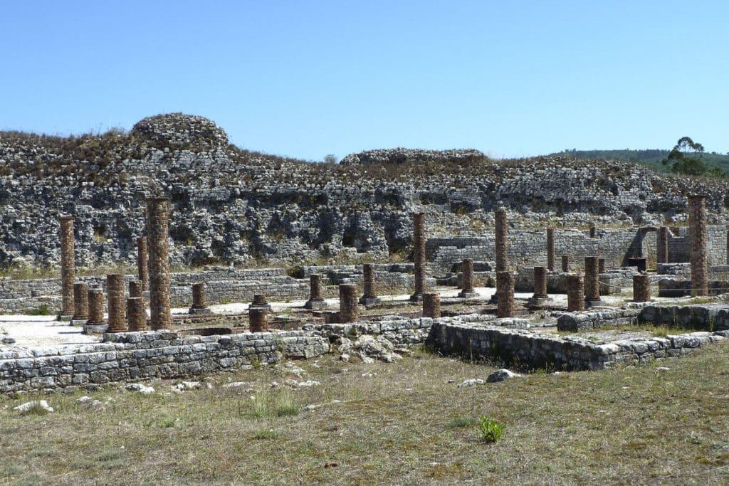 Ruinas Coninbriga