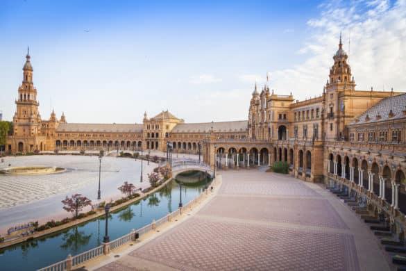 Test: ¿Sabes cuáles son las capitales de las CCAA de España?