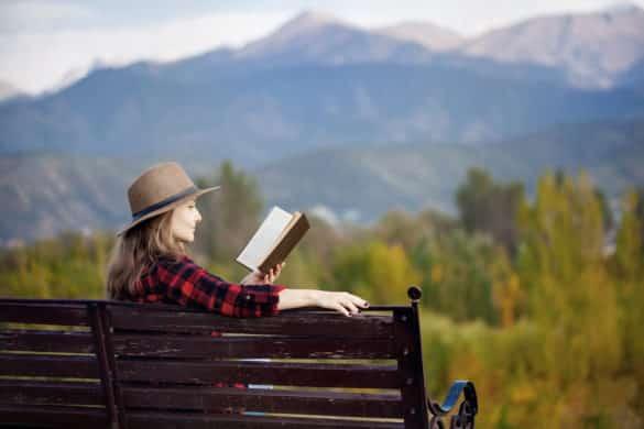 5 libros para llevarte a la naturaleza