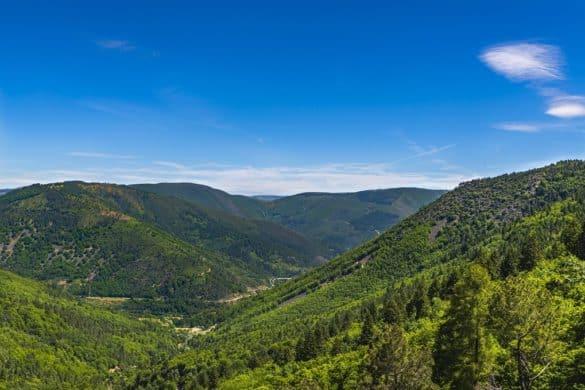 Los 3 destinos con mayor altura en Portugal