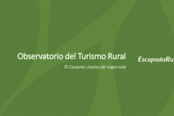 El Consumer Journey del viajero rural