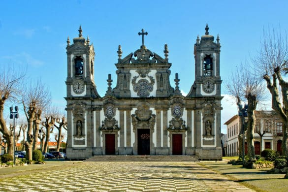 Matosinhos, amor por la arquitectura