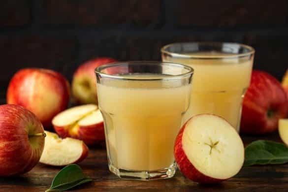 ¿Por qué es tan diferente comer una manzana a beber un zumo de manzana?