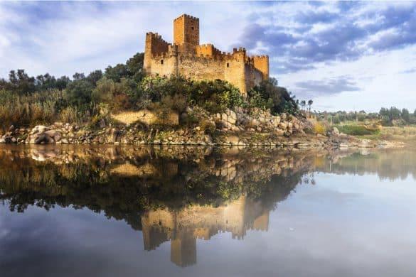 7 castillos medievales de Portugal