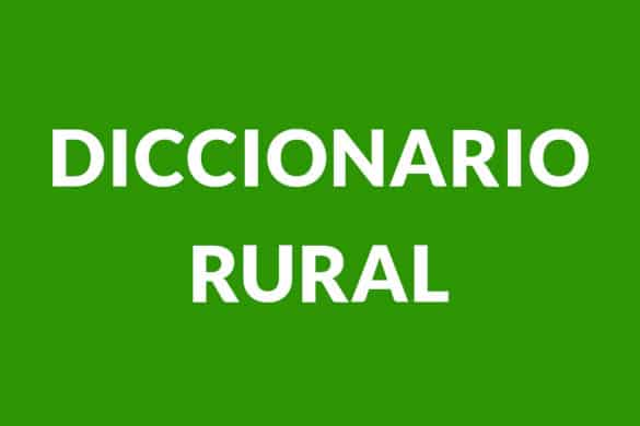 El diccionario rural y colaborativo de España