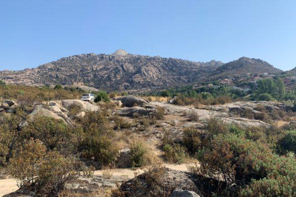 Senderismo por la Cuenca Alta del Manzanares