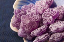 Las violetas de Madrid, reinas del dulce