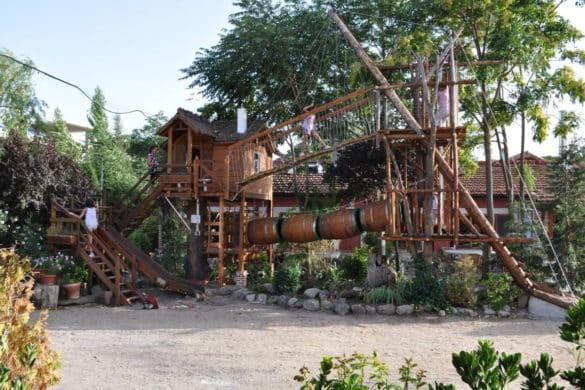 7 casas rurales increíbles para ir con niños