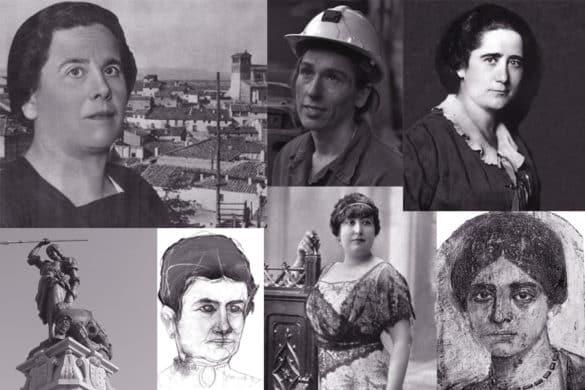 7 mujeres españolas que abrieron caminos