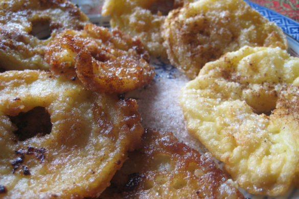 Del árbol a la cocina: las mejores recetas con manzana de hielo