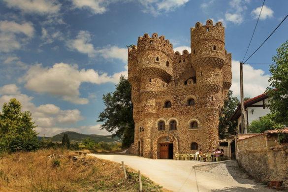 Serafín Villarán, el hombre que construyó su castillo