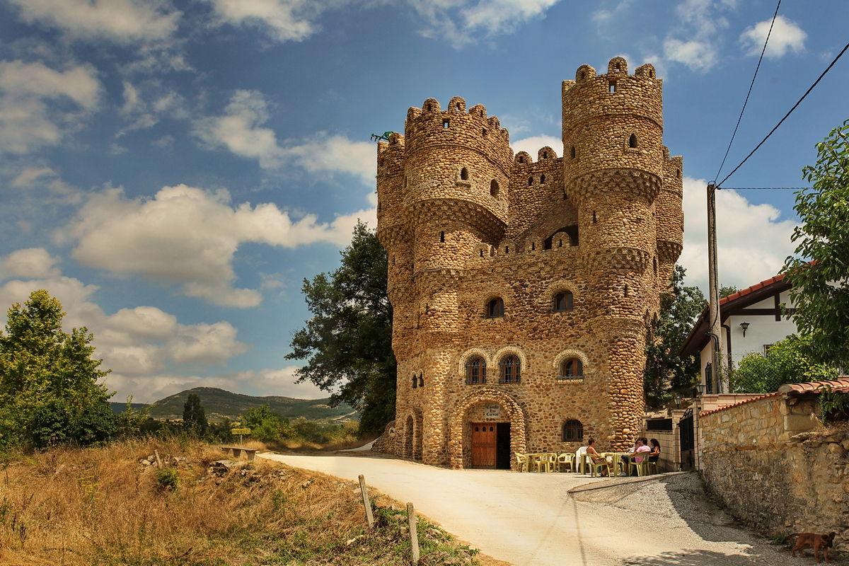 El Castillo de Cebolleros de Serafín Villarán