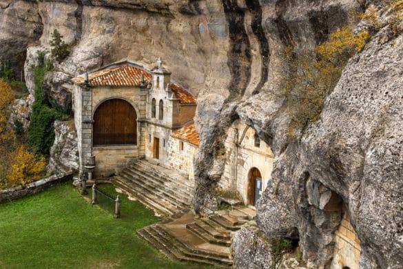 Algunas de las ermitas más bellas de España