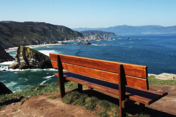 El banco más bonito del mundo está en Galicia