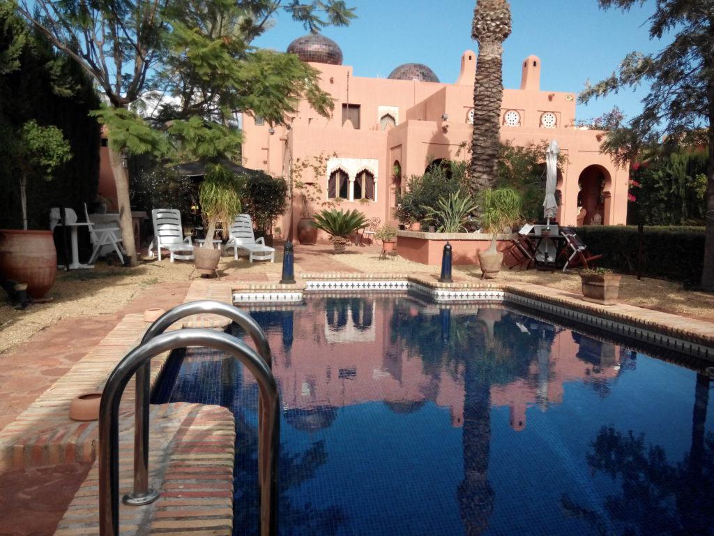 Casa Palacete árabe Albanta