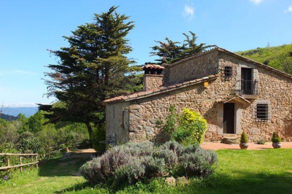 El turismo rural en Girona, al 74% de ocupación en Semana Santa