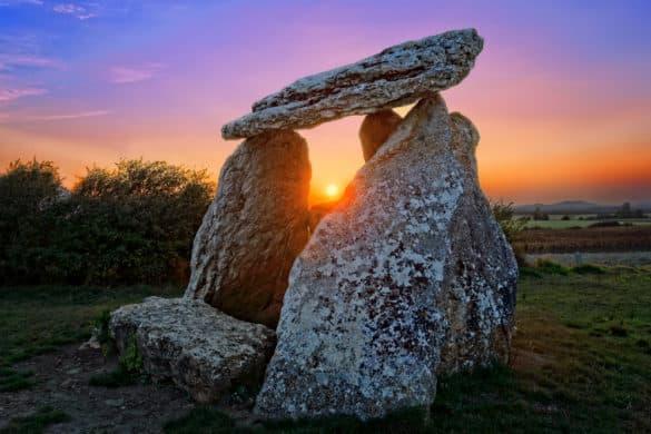 10 lugares mágicos de la Prehistoria en la Península ibérica