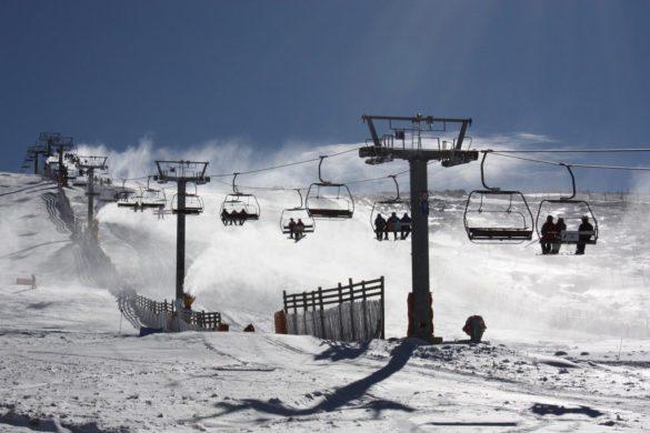 La Covatilla, la curiosa estación de esquí del Sur de Salamanca