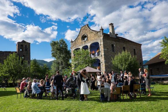 Bodas, bautizos y comuniones con encanto en un entorno rural