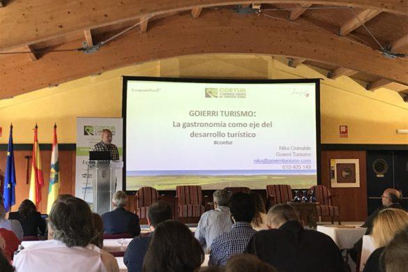 Ayudas en el turismo rural: nuevas tendencias, nuevas soluciones #COETUR