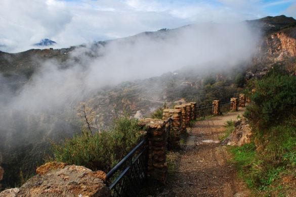 El pueblo con más esperanza de vida, en Sierra Nevada