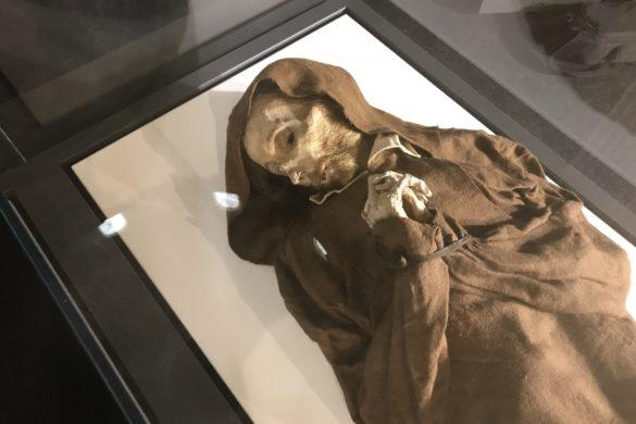 Quinto, el pueblo de las momias de España