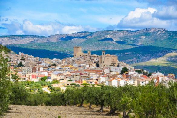 Moratalla: el pueblo a los pies de un castillo