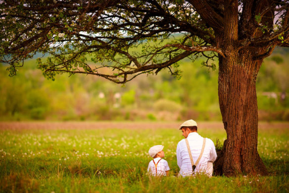 Qué llevarse en una escapada rural con niños
