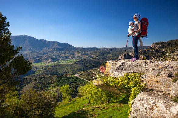 10 destinos en España para escaparse en familia