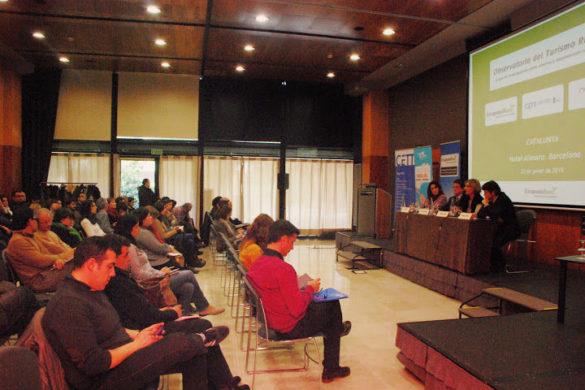 El Observatorio del Turismo Rural lanza su plataforma para consultar más de 1 millón de datos sobre el sector