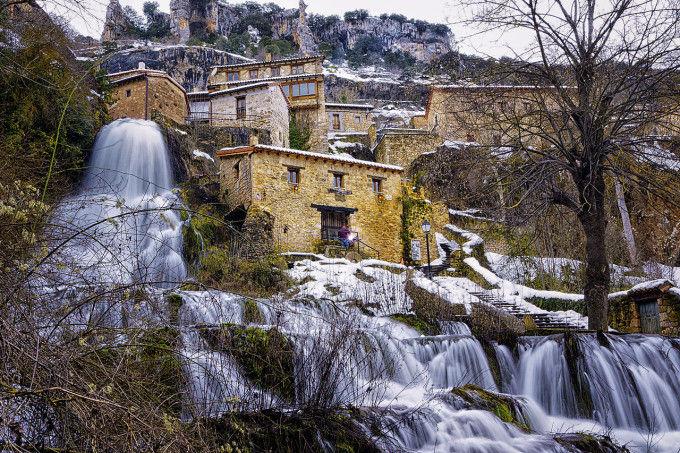 Orbaneja del Castillo, el pueblo que se escucha