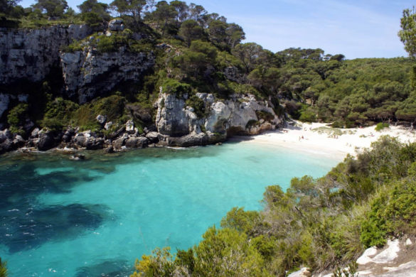 9 playas imprescindibles de Menorca