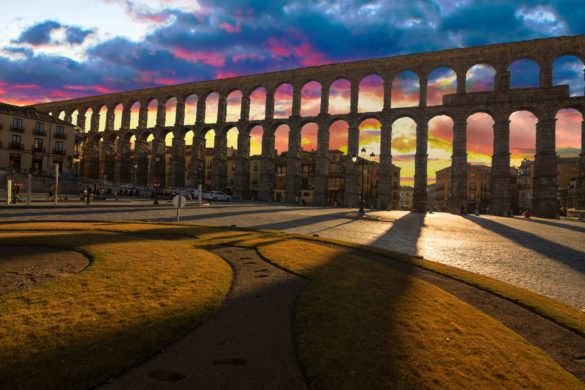 National Geographic destapa la estafa del Acueducto de Segovia