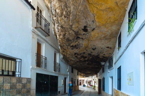 10 curiosidades de Setenil de las Bodegas, en Cádiz