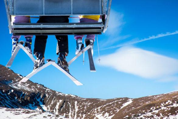 Las mejores estaciones de esquí de España para ir con niños