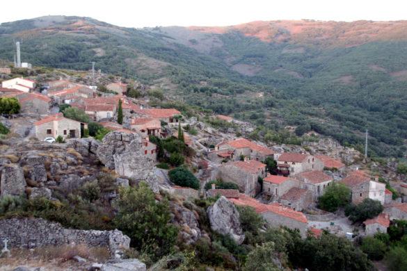 Trevejo, la última aldea del medievo extremeño