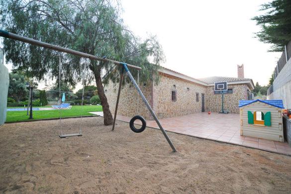 7 casas rurales para organizar la comunión de tus hijos