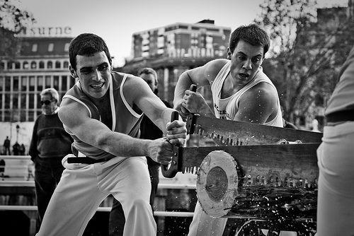 Los deportes rurales de Euskadi