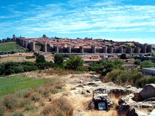 Monumentos amenazados en España