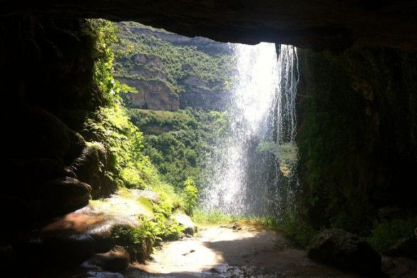 Adiviviernes: ¿Dónde se encuentra esta cascada?