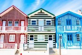 Los 5 destinos más coloridos de Portugal