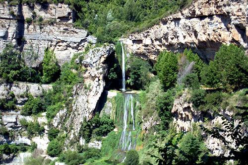 #YoDigoSalta: 10+1 Cascadas en España